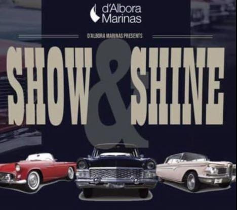d'Albora Marinas Show & Shine – Saturday 16th November
